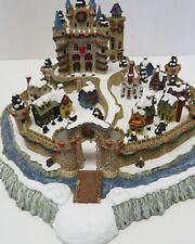 Christmas Castle by Danbury Mint - 1994