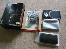 Nintendo 3DS Cosmo Black Handheld System + fast post