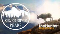 theHunter: Call of the Wild - Silver Ride Peaks DLC (PC) Steam Key Region Free