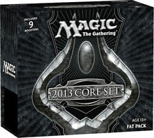 CORE SET 2013 M13 English Fat Pack Factory Sealed MTG Magic the Gathering