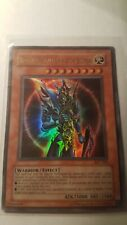 YuGiOh - Black Luster Soldier - Envoy Of The Beginning - IOC-025 - Ultra - Dmged
