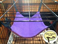 Cosy large hammock ferret,rat,chinchilla,degu. Small Pets .