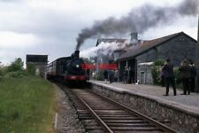PHOTO  1972 GS&WR 0.6.0 NO. 186 AT ASKEATON WORKING AN ENTHUSIAST'S SPECIAL FROM