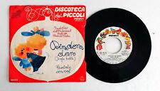 """Piccolo Coro Dell'Antoniano- Natale Con Voi Vinyl 45 Giri 7"""" Penny- RPN NP 02141"""