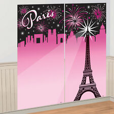 Paris Eiffel Tower France French Scene Setter Wedding Hen Party Decoration