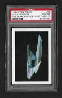 Star Trek lll U.S.S. Grissom Search for Spock  - PSA 10 POP 2