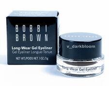 BOBBI BROWN Long Wear GEL EYELINER / EYE LINER *BLACK INK* NEW IN BOX !