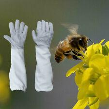 Beekeeping Gloves Bee Keeping Vented Beekeeper Long Sleeves Gloves Outdoor Tools
