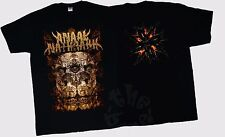 ANAAL NATHRAKH- British extreme metal band,T_shirt-SIZES:S to 6XL