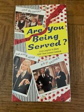Are You Being Served? VHS