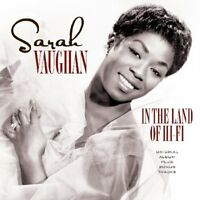 SARAH VAUGHAN - IN THE LAND OF HI-FI   VINYL LP NEU