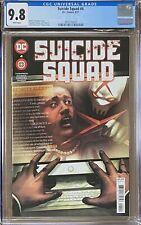Suicide Squad #4 CGC 9.8
