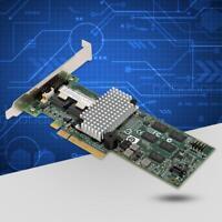 IBM M5015 /LSI Megaraid SAS 9260-8i SATA / SAS Controller RAID 6Gb/s PCIe x8 SHG