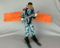 "Hasbro Action Man 1999 Polar Sky Mission Soft Hair Rare Set 12 ""Action Figure"