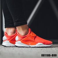 Nike Wmns Sock Dart Premium Damen Orange Sneaker 881186-800 Neu Schuhe Gr.36,5