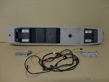 91-96 Jeep Cherokee XJ Factory Interior Overhead Console & Wiring Brackets