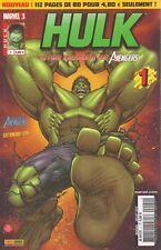 HULK N° 1 Marvel France 3ème Série Panini AVENGERS comics *