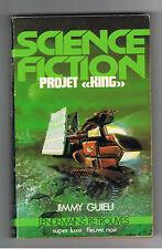 """PROJET """"KING""""  JIMMY GUIEU  FLEUVE NOIR 1983"""