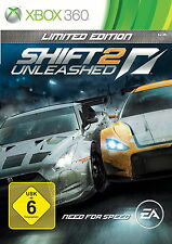 Need For Speed: Shift 2 - Unleashed -- Limited Edition (Microsoft Xbox 360, 2011