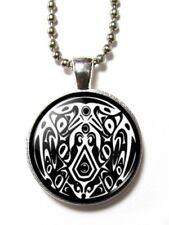 Magneclix magnetic pendant-Twilight - Werewolf tattoo