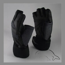 Quality Gym gloves -- cycling weight lifting exercise #A500