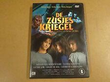DVD / DE ZUSJES KRIEGEL ( MARC DE BEL, KATLEEN APERS, EVELIEN APERS... )