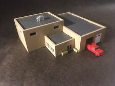 **New release** DOWNTOWN FIRE STATION - N-103 - N Scale by Randy Brown