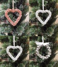 Adornos de campana de metal para árbol de Navidad
