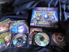 Warcraft  Battlechest Expansion Set Game of the Year Blizzard Entertainment