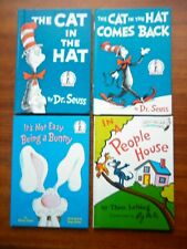DR SEUSS HARD COVER BOOKS BUY IT NOW $5.99 EACH 9 AVAILABLE