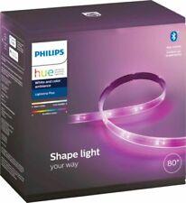 Philips Hue 555334 6ft. Lightstrip Plus Base Kit - White