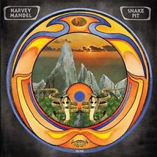 HARVEY MANDEL SNAKE PIT (NEW VINYL LP)