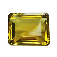 109ct Flawless Huge Rare Natural Best Golden Yellow Citrine