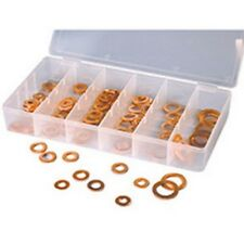 110 Pc. Copper Washer Assortment ATD-359 Brand New!