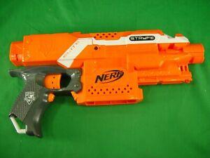 Nerf Stryfe Foam Toy Dart Gun (darts not included)