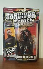 SURVIVOR SERIES 1 THE ROCK 1999 WWF WWE TITAN TRON LIVE MOC MINT!! JAKKS PACIFIC