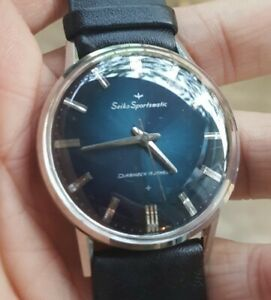 VINTAGE SEIKO SPORTMATIC AUTOMATIC MENS WATCH