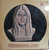 Monumental Funk (Don Brewer & Mark Farner of Grand Funk Railroad) Picture Disc