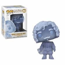 Funko POP! Movies - Harry Potter - Nearly Headless Nick (Blue Trans) #30034
