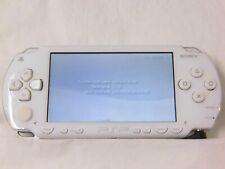 V2915 Sony PSP 1000 console Ceramic White Handheld system w/battery English