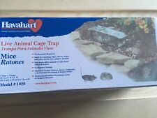Havahart 1020 Live Animal Cage Trap Two Door Mouse / Vole New in Box