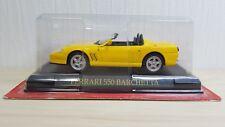 1/43 Ferrari Collection 550 BARCHETTA YELLOW diecast car model