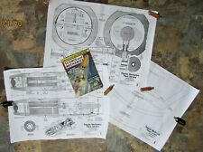 Vintage Plans for a Scuba Tow - Popular Mechanics, Easy-To-Make at home DPV
