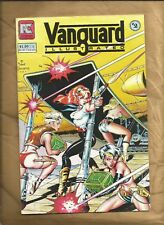 Vanguard Illustrated #2 1984 Classic Dave Stevens Good Girl cover Pacific Comics