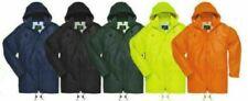 Portwest US440 Classic Waterproof Rain Jacket Sizes S-6XL, 5 Colors