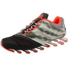 Adidas Springblade Drive 2 Herren Laufschuhe schwarz/rot/silber Running Jogging