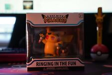 Funko Pokemon A Day With Pikachu Ringing in the Fun! Unopened!