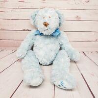 """Baby Ganz 18"""" My First Teddy Bear Blue Plush"""