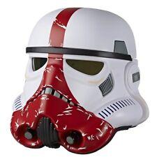Star Wars - Black Series Incinerator Stormtrooper Premium Electronic Helmet Repl