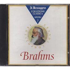 La collezione classica vol.7 - Brahms - CD EDITORIALE USATO OTTIME CONDIZIONI